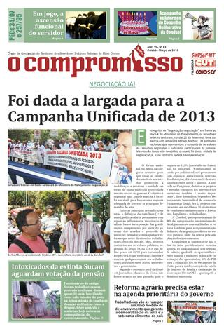 Jornal O Compromisso - Ano VII - Ed. 63