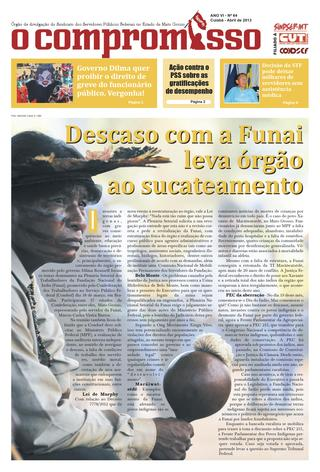 Jornal O Compromisso - Ano VII - Ed. 64