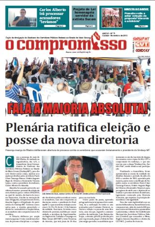 Jornal O Compromisso - Ano VII - Ed. 71